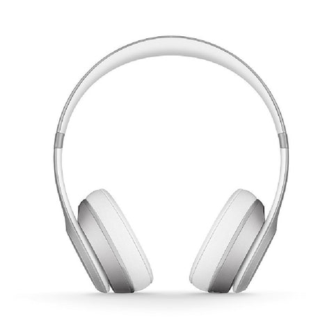 Beats Solo2 Wireless Headphones (Silver) (MKLE2PA/A)