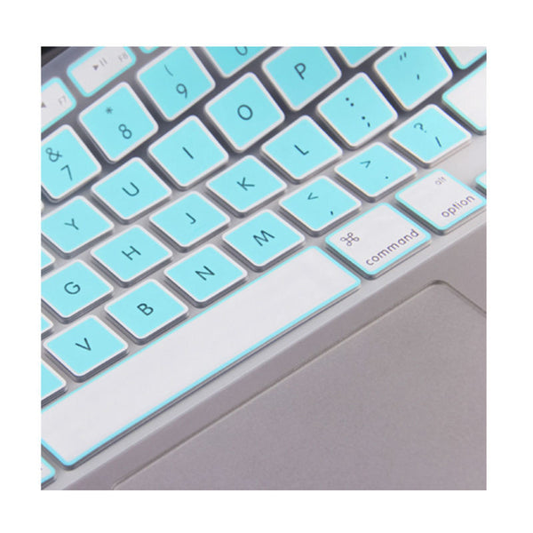 Keyboard Protection Membrane 15 Inch for Macbook Air Retina13 (Blue)
