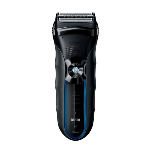 Braun 350cc-4 Series 3 Electric Rechargeable Foil Shaver