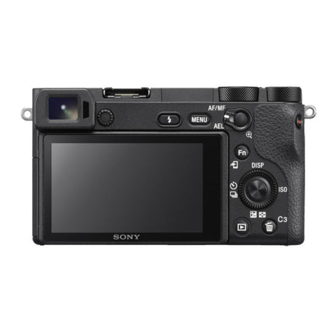 Sony Alpha A6500 Mirrorless Black Digital Camera (Body Only)