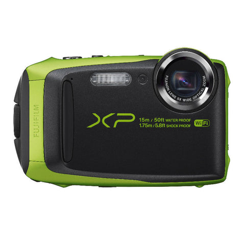 Fujifilm FinePix XP90 Lime Digital Camera