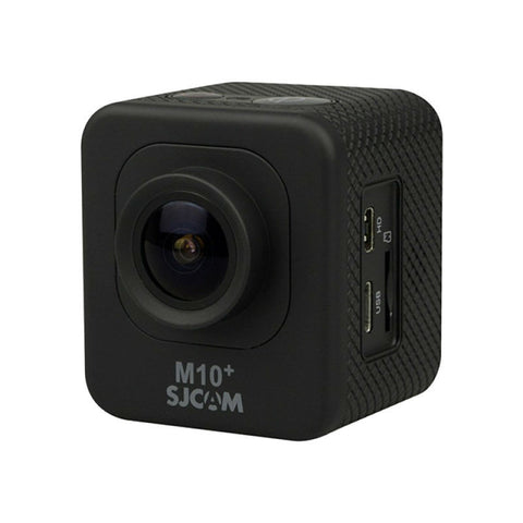 SJCAM M10+ Cube Mini 1080p Full HD Action Sport Camera Black