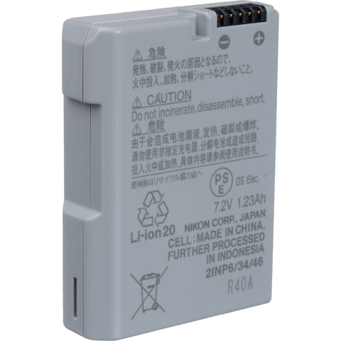 Nikon EN-EL14A Original Rechargeable Battery