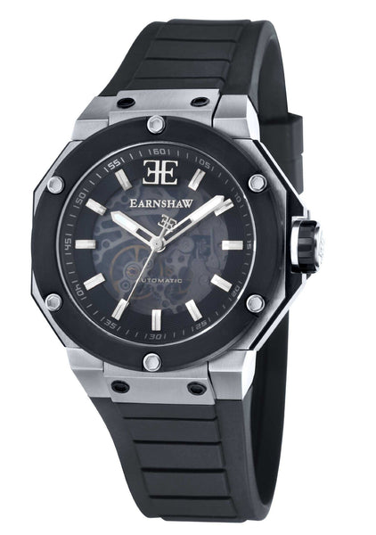Earnshaw Invincible  ES-8025-01 Watch (New with Tags)