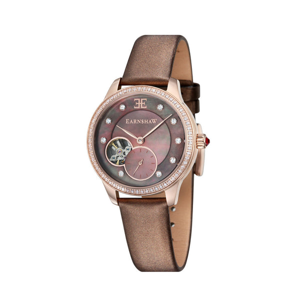Earnshaw Lady Australis ES-8029-04 Watch (New with Tags)