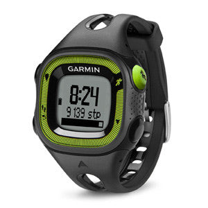 Garmin Forerunner 15 010-01241-20 Fitness Watch Black/Green