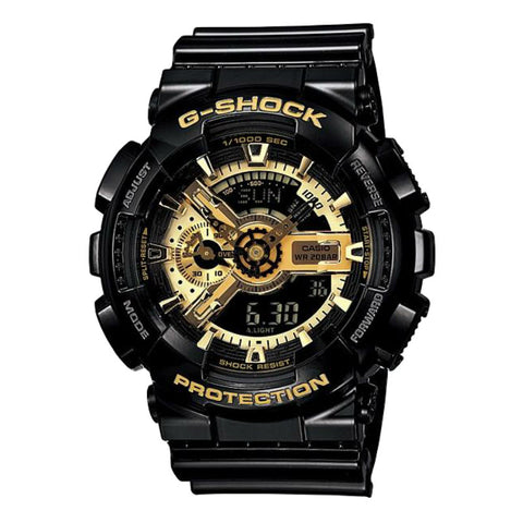 Casio G-Shock Special Color Model GA-110GB-1A Watch (New with Tags)