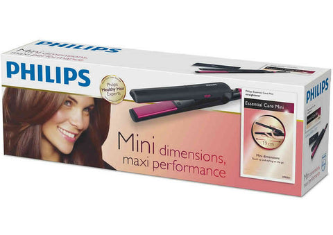 Philips HP8301 Essential Care Mini Ceramic Hair Straightner