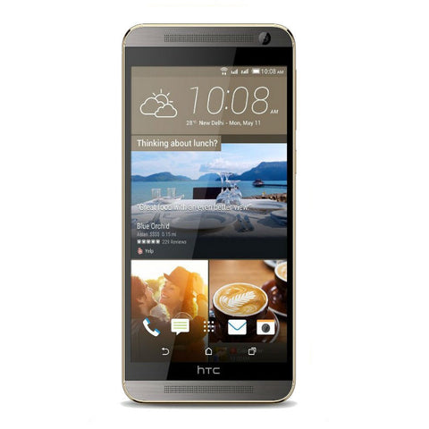HTC One E9+ Dual 32GB 4G LTE Gold Sepia Unlocked (CN Version)