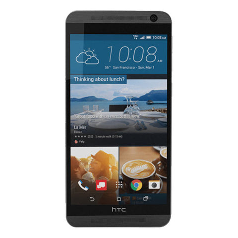 HTC One E9+ Dual 32GB 4G LTE Meteor Gray Unlocked (CN Version)