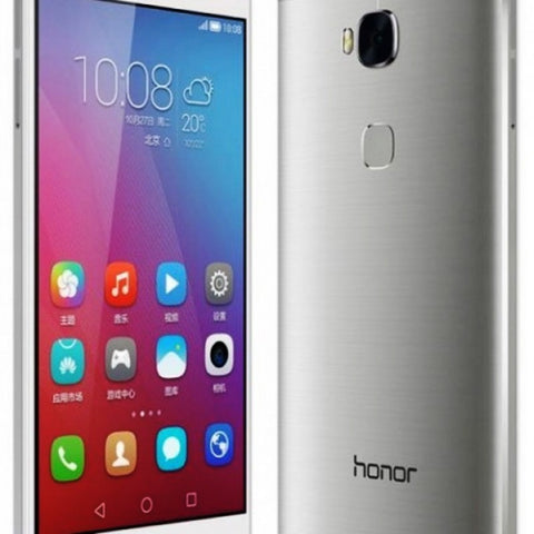 Huawei Honor 5X Dual 16GB 4G LTE Grey KIW-AL10 Unlocked with 3GB RAM (CN Version)