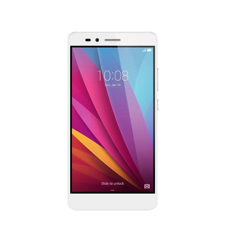 Huawei Honor 5X Dual 16GB 4G LTE White KIW-UL00 Unlocked with 2GB RAM (CN Version)