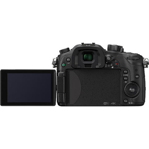 Panasonic Lumix DMC-GH4 Body Black Mirrorless Micro Four Thirds Digital Camera