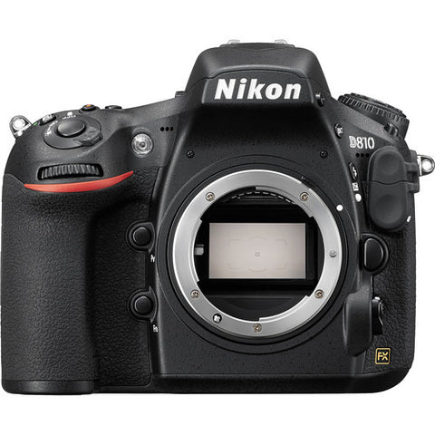 Nikon D810 Body Black Digital SLR Camera