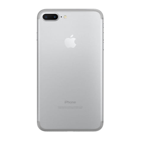 Apple iPhone 7 Plus 128GB 4G LTE Silver Unlocked