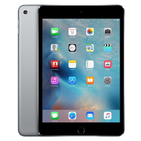 Apple iPad Mini 4 128GB 4G LTE Space Gray Unlocked