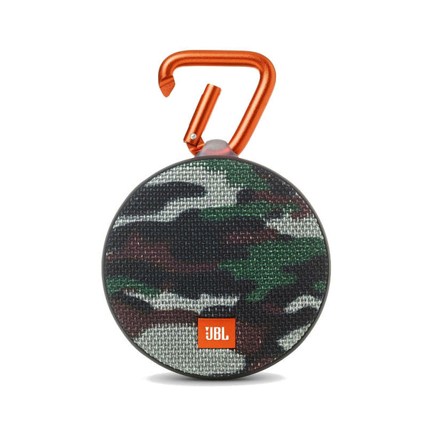 JBL Clip 2 Special Edition Portable Bluetooth Speaker (Squad)