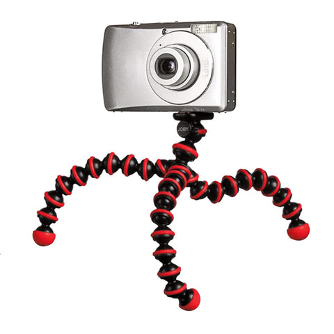 JOBY GorillaPod Magnetic (Black/Red)