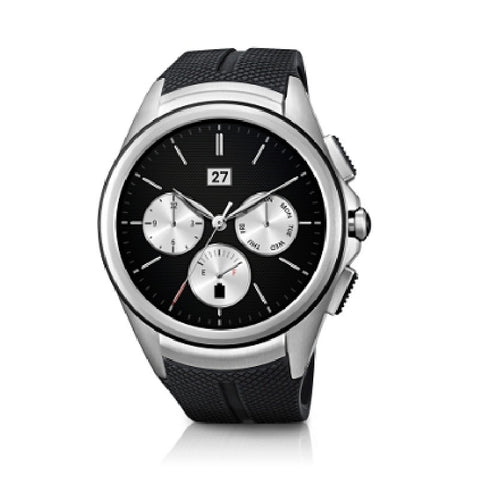 LG Watch Urbane 2nd Edition 4G LTE W200 (Space Black)