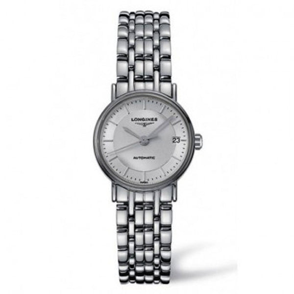Longines Presence L43214786 Watch (New with Tags)