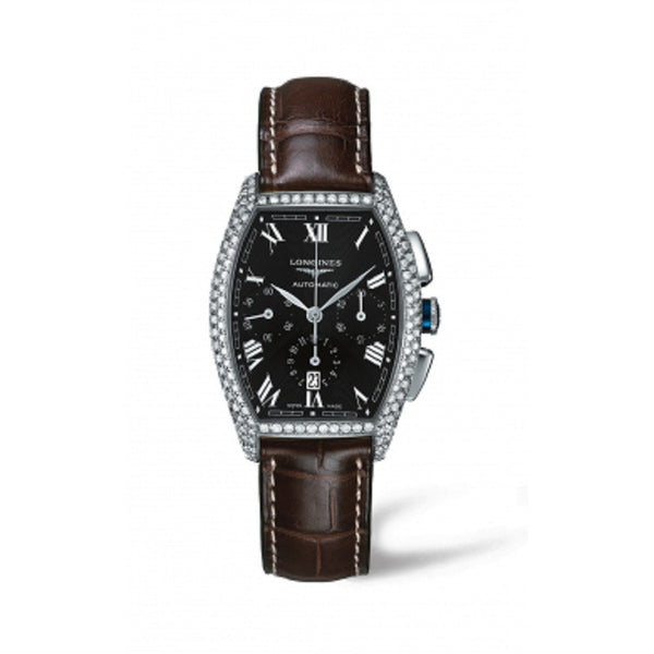 Longines Evidenza Diamond L21560512 Watch (New with Tags)