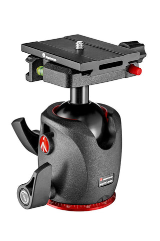 Manfrotto MHXPRO-BHQ6 XPRO Ball Head in magnesium with Top Lock