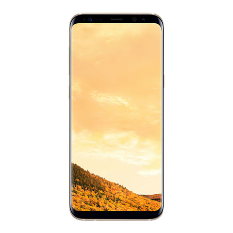Samsung Galaxy S8 Dual 64GB 4G LTE (SM-G950FD) Maple Gold Unlocked