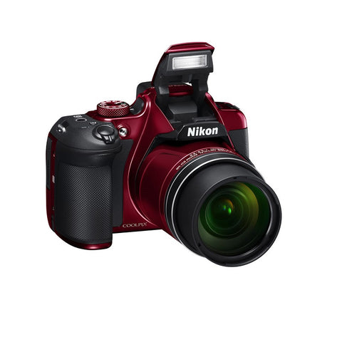 Nikon Coolpix B700 Camera (Red)