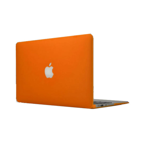 Solid Color Protective Shell for 11 inch MacBook Air (Orange)