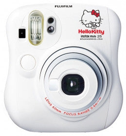 Fuji Film Instax Mini 25 Hello Kitty Instant Camera