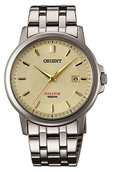 Orient Titanium CUNB3002C0 Watch (New with Tags)