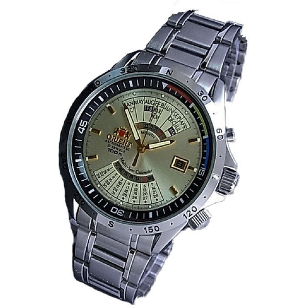 Orient Automatic SEU03002CW (FEU03002CW, FEU03002C, EU03002C) Watch (New with Tags)