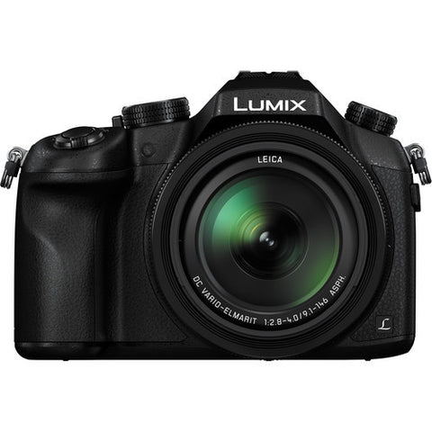 Panasonic Lumix DMC-FZ1000 Black Digital SLR-Like Camera