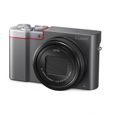 Panasonic Lumix DMC-TZ110/ZS110 Silver Digital Camera