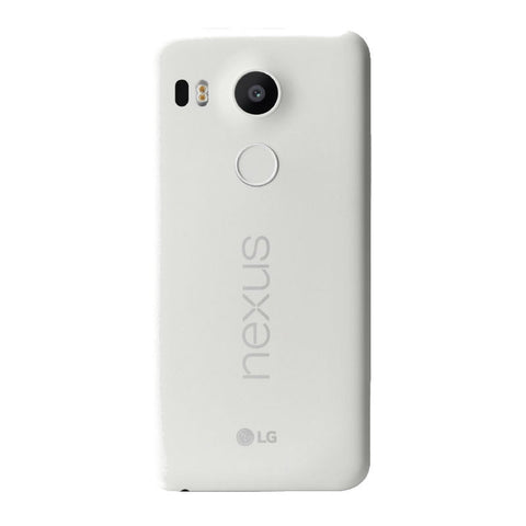 LG Nexus 5X 32GB 4G LTE White Quartz (H791) Unlocked