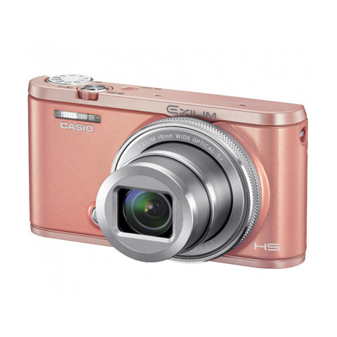 Casio Exlim EX-ZR5000 Pink Digital Camera