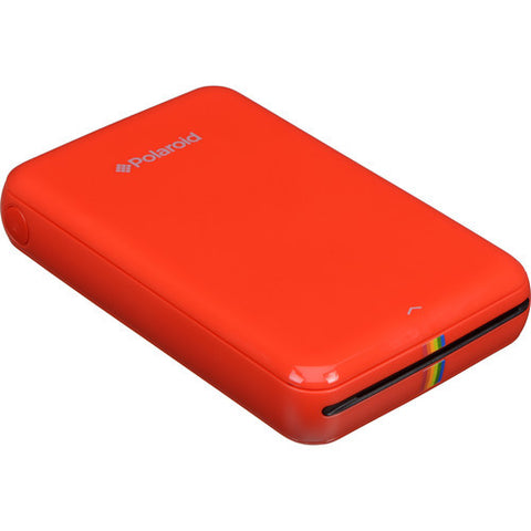 Polaroid Zip Wireless Photo Printer (Red)