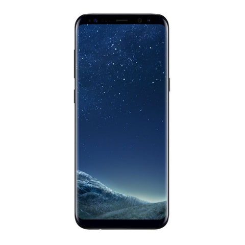 Samsung Galaxy S8+ Dual 64GB 4G LTE Midnight Black (SM-G955FD) Unlocked
