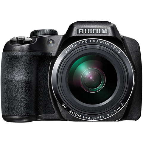 Fuji Film FinePix S9800 Black Digital Camera
