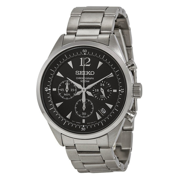 Seiko Chronograph SSB067 Watch (New with Tags)