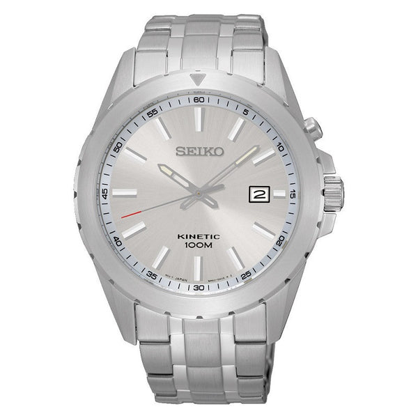 Seiko Kinetic SKA693 Watch (New with Tags)