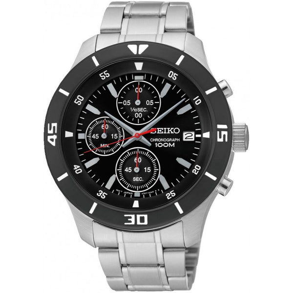 Seiko Chronograph SKS405 Watch (New with Tags)