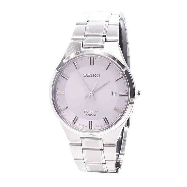 Seiko Dress Analog Quartz SGEH27 Watch (New with Tags)