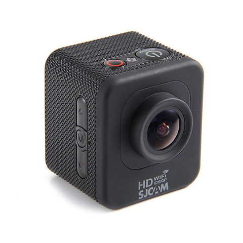 SJCAM M10 Cube Mini WiFi 1080p Full HD Action Sport Camera Black
