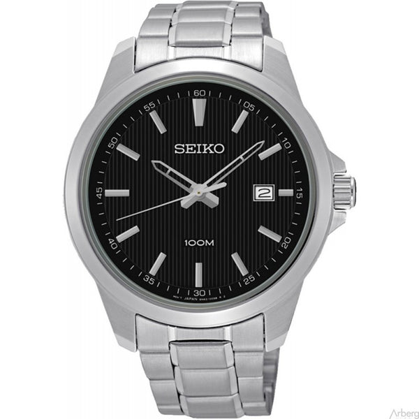 Seiko Classic Gent SUR155 Watch (New with Tags)