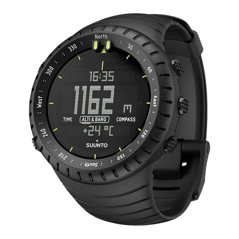 Suunto Core SS014279010 Sports Watch All Black