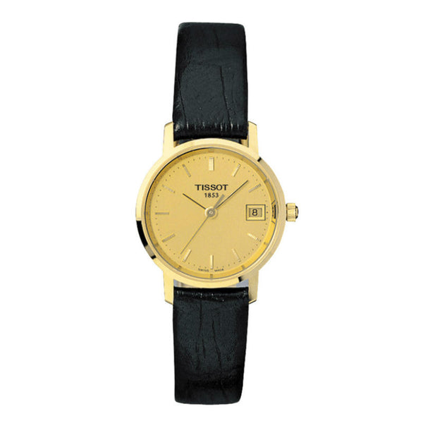 Tissot Goldrun Lady Sapphire T71311421 Watch (New with Tags)
