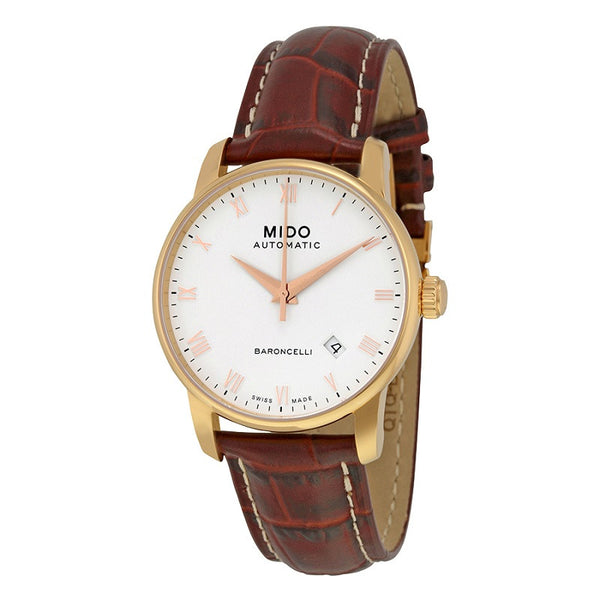 Mido Baroncelli II M86002268 Watch (New with Tags)
