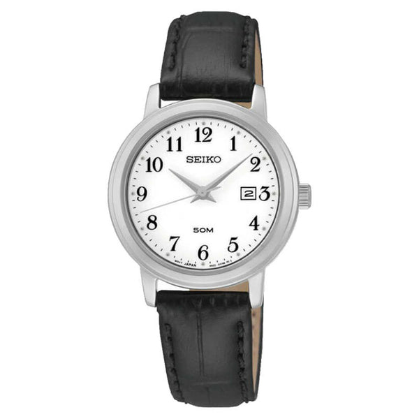 Seiko Classic SUR823 Watch (New with Tags)