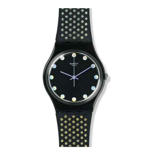 Swatch Diamond Spots GB293 Watch (New with Tags)